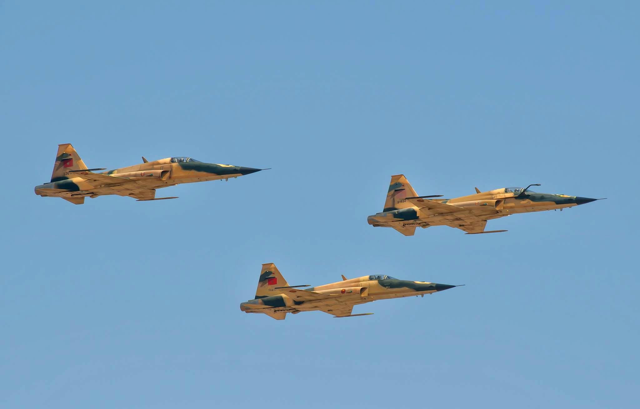القوات الجوية الملكية المغربية - متجدد - - صفحة 2 160201063651134302