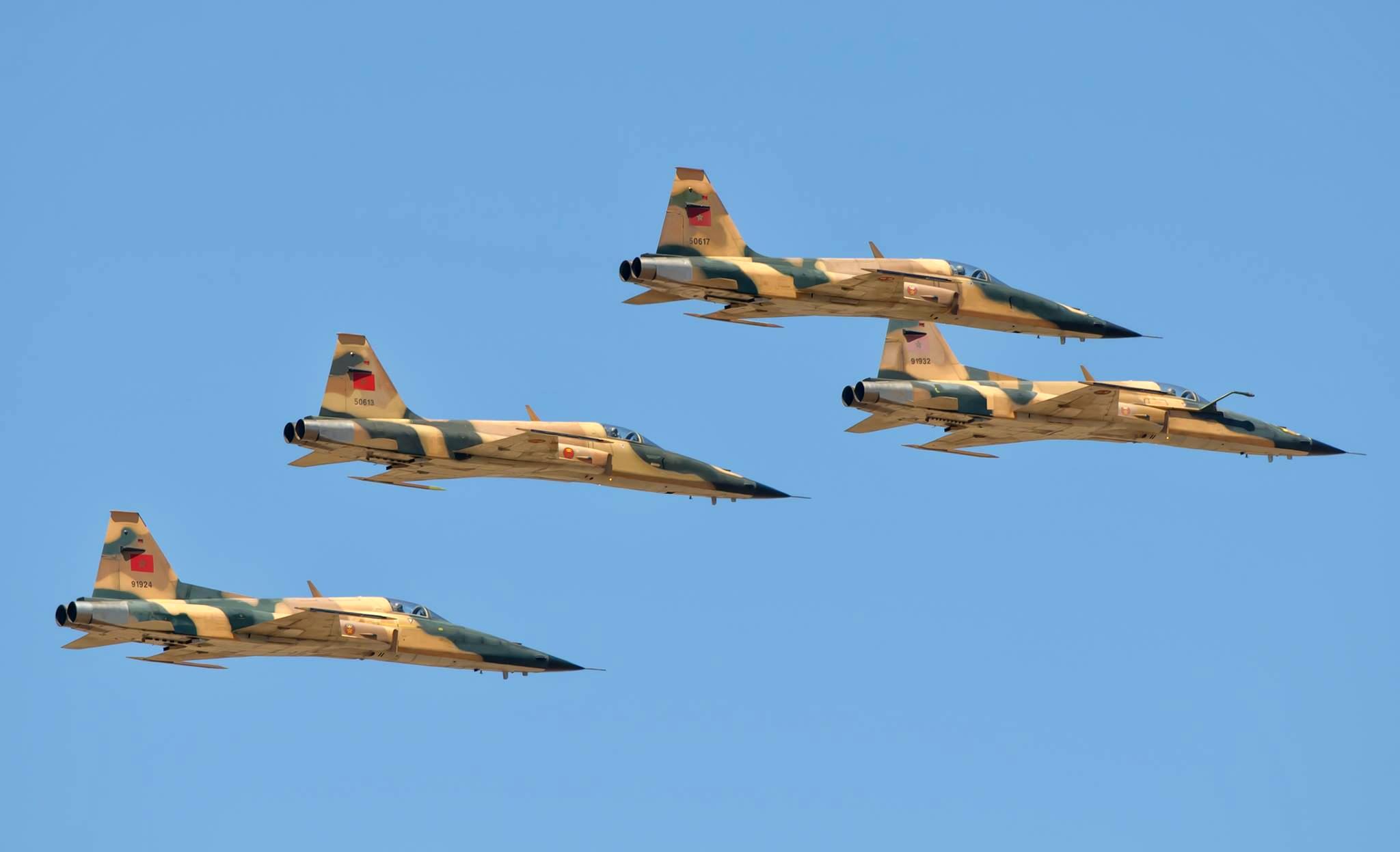 القوات الجوية الملكية المغربية - متجدد - - صفحة 2 160201063651446657