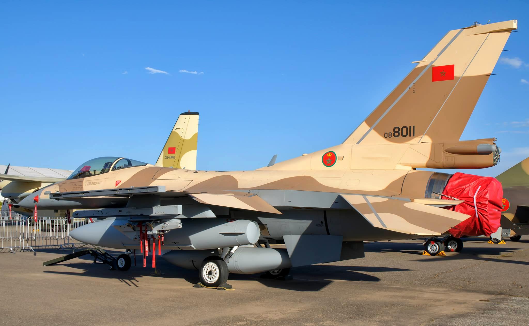 القوات الجوية الملكية المغربية - متجدد - - صفحة 2 160201071015478102