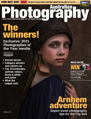 Australian Photography + Digital – February 2016
