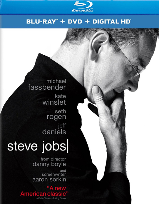 Steve Jobs (2015) poster image
