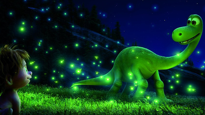 The Good Dinosaur (2015) image