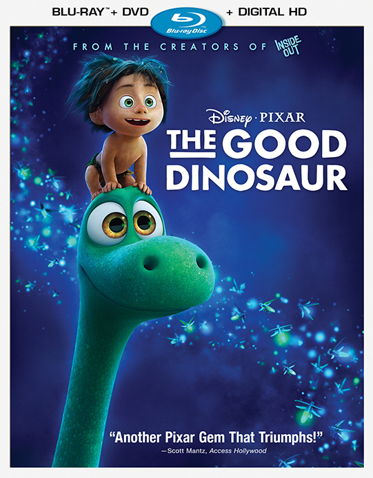 The Good Dinosaur (2015) poster image