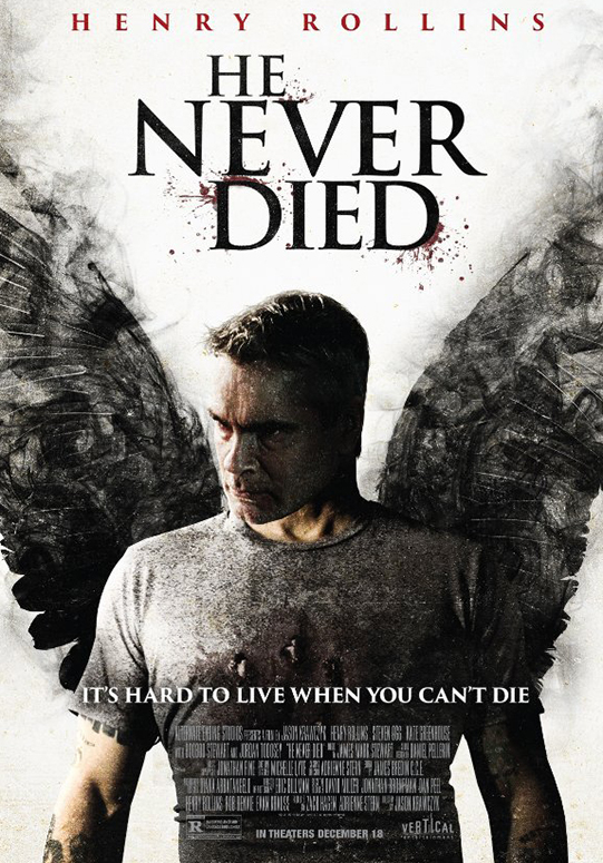He Never Died (2015) poster image