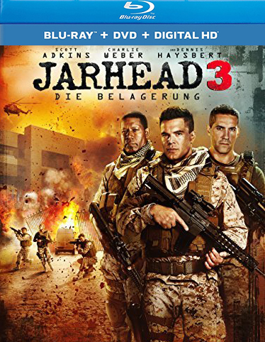 Jarhead 3: The Siege (2016) poster image