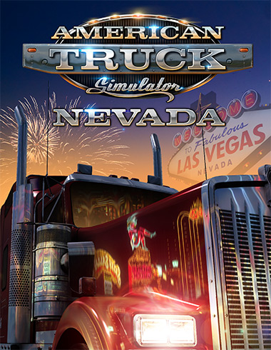 Poster for American Truck Simulator