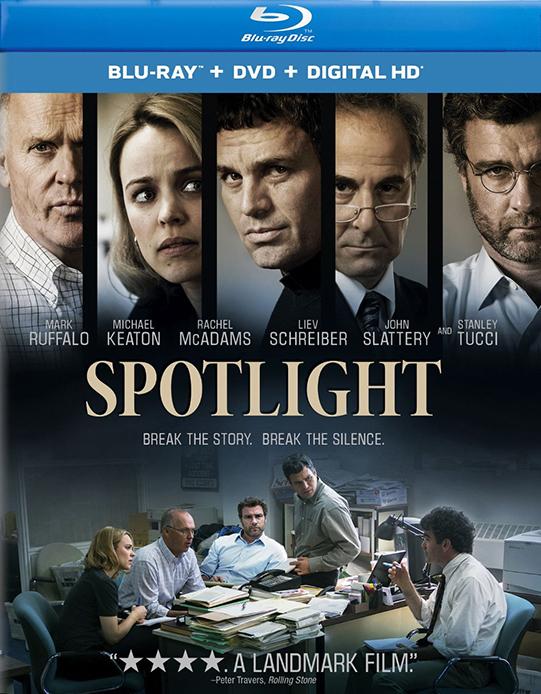 Spotlight (2015) poster image
