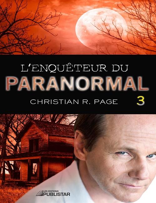 L'Enquêteur du paranormal - Tome 3
