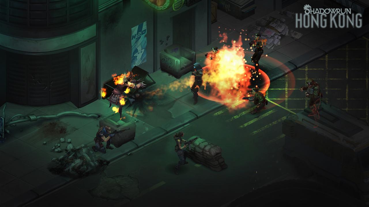 Shadowrun: Hong Kong - Extended Edition image 1