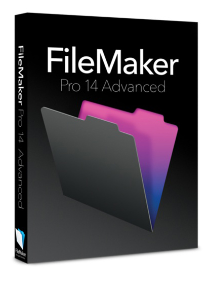 Poster for FileMaker Pro Advanced v14.0.4.406