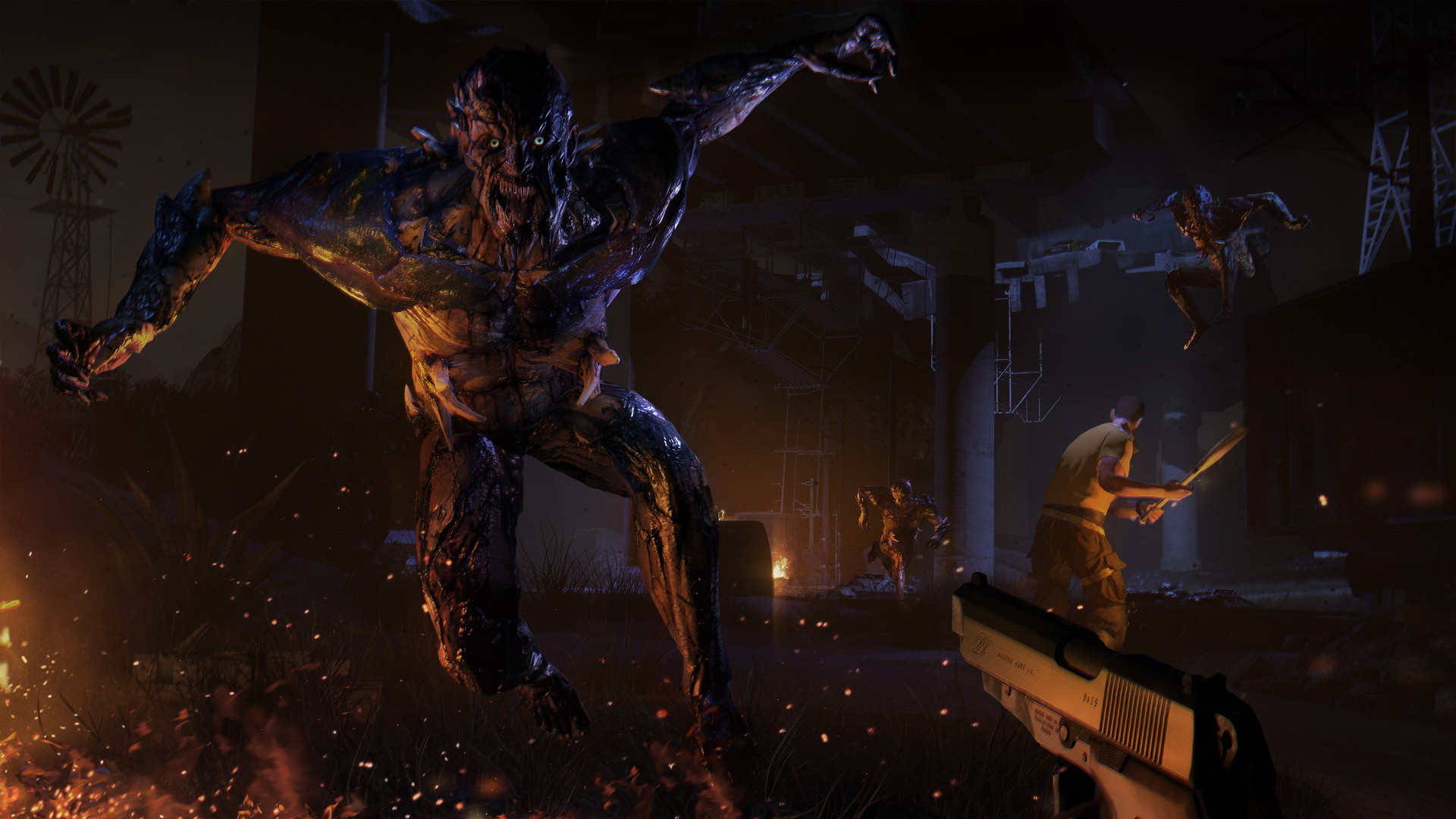 Dying Light: The Following – Enhanced Edition Reinforcements image 1