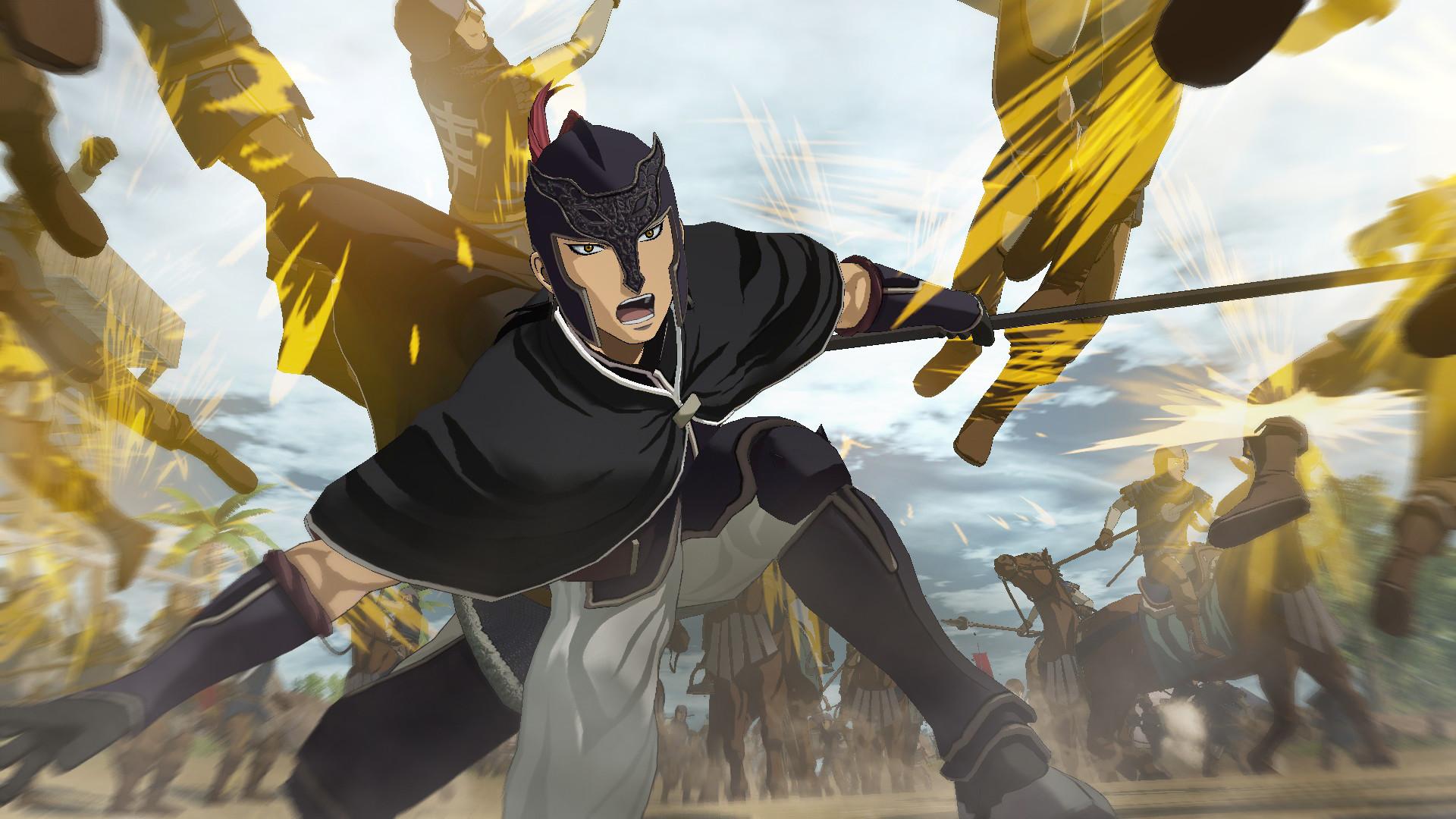 Arslan: The Warriors of Legend image 2