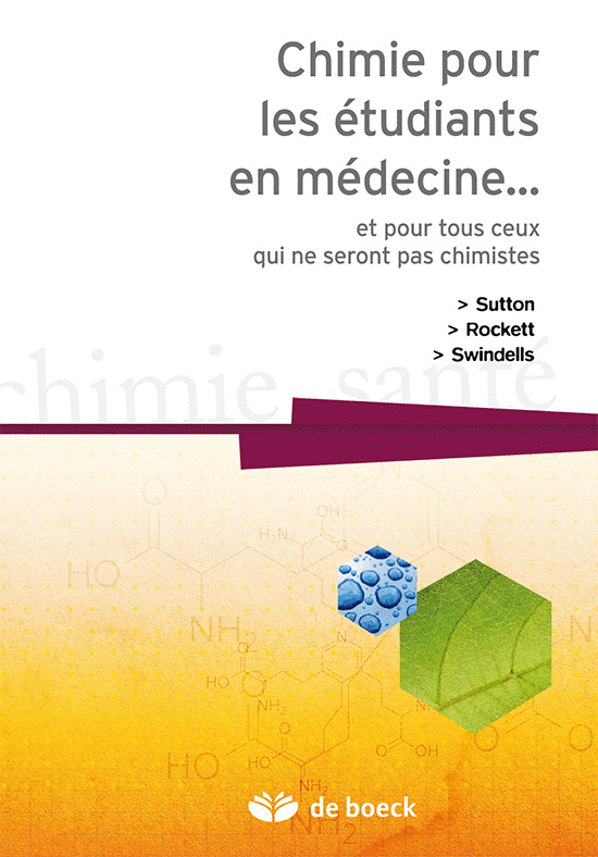 Chimie pour les étudiants en médecine