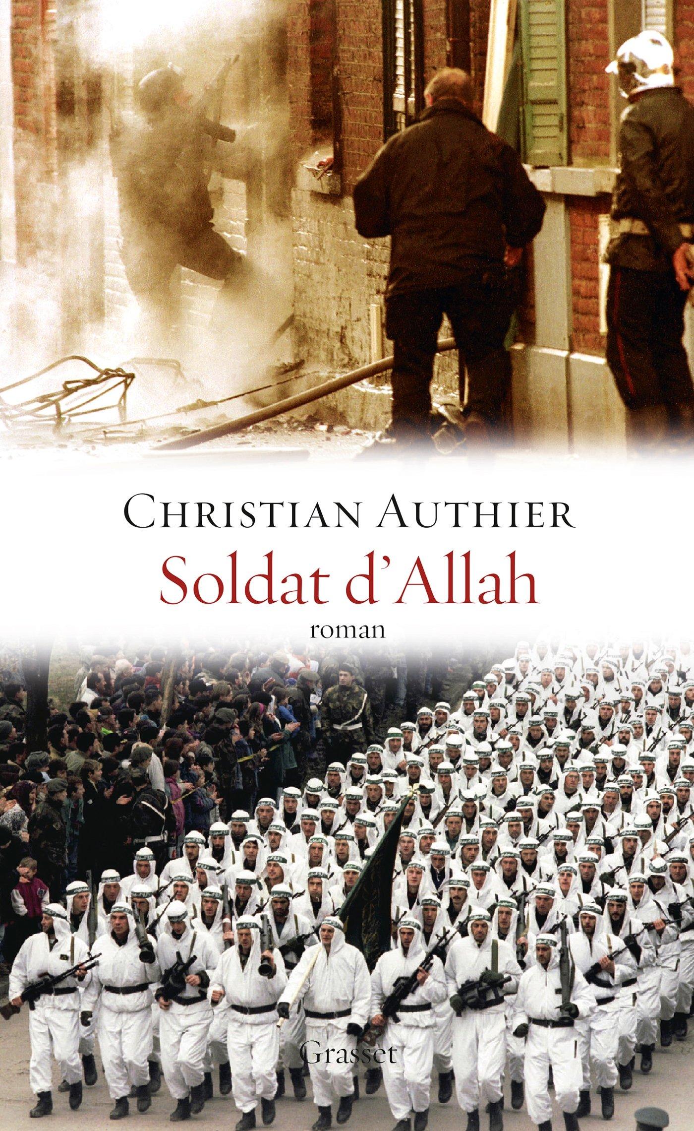 Soldat d'Allah - Christian Authier
