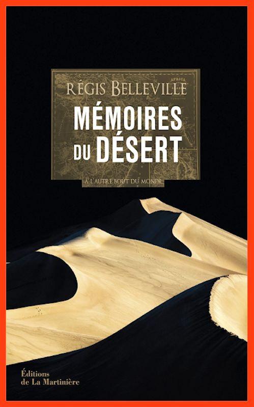 R�gis Belleville - M�moires du d�sert