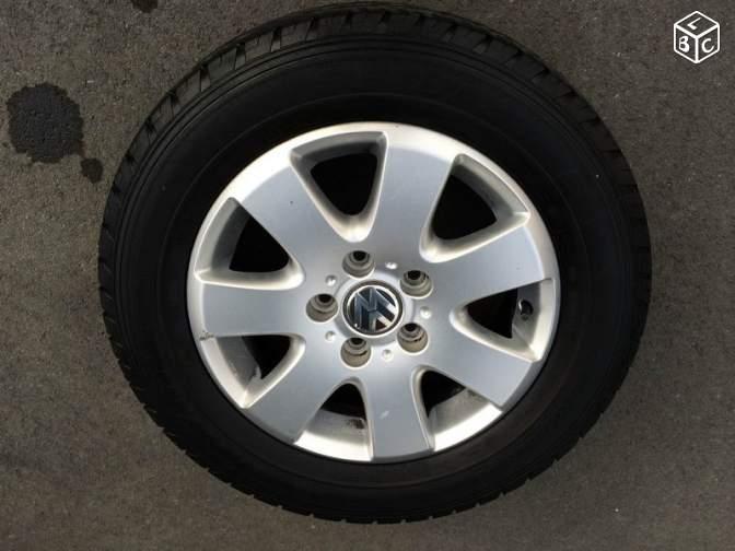 Jantes Alu VW en 16 + pneus neiges nv prix. 160215050907417975