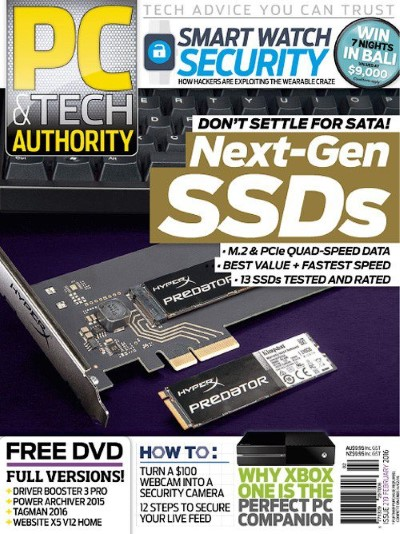 PC & Tech Authority – March 2016