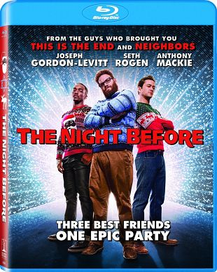 The Night Before (2015) poster image