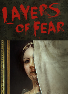 Poster for Layers of Fear