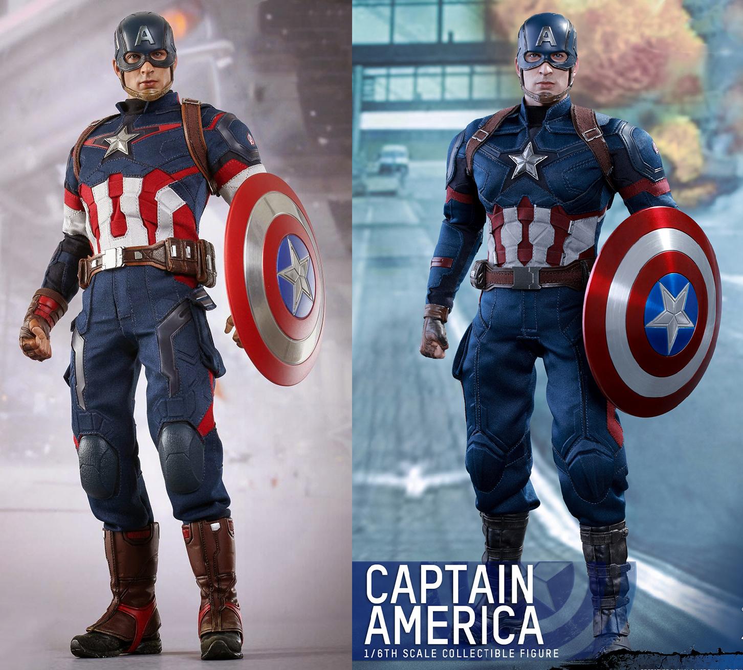CAPTAIN AMERICA : CIVIL WAR - CAPTAIN AMERICA (MMS350) 160218093041118897