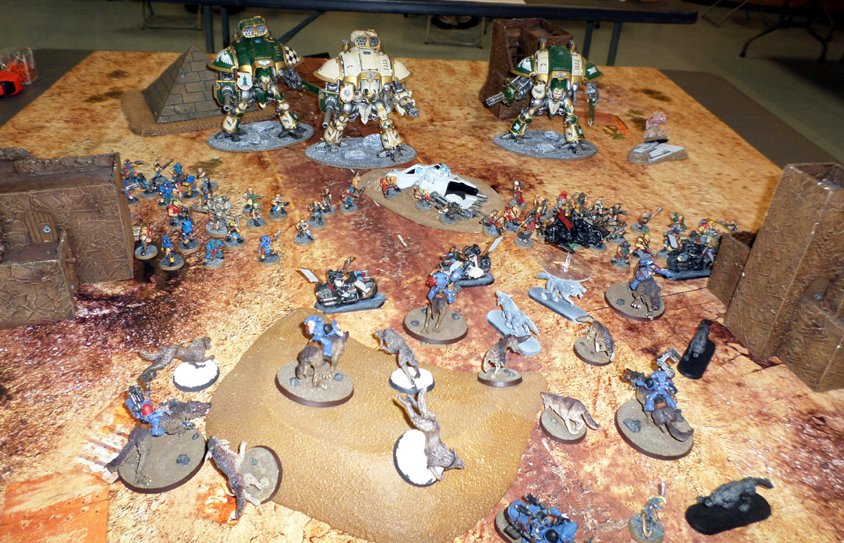 Imperial Knights/SMC Vs. Space Wolves/Dark Angels/Ultramarines 160220110946985897