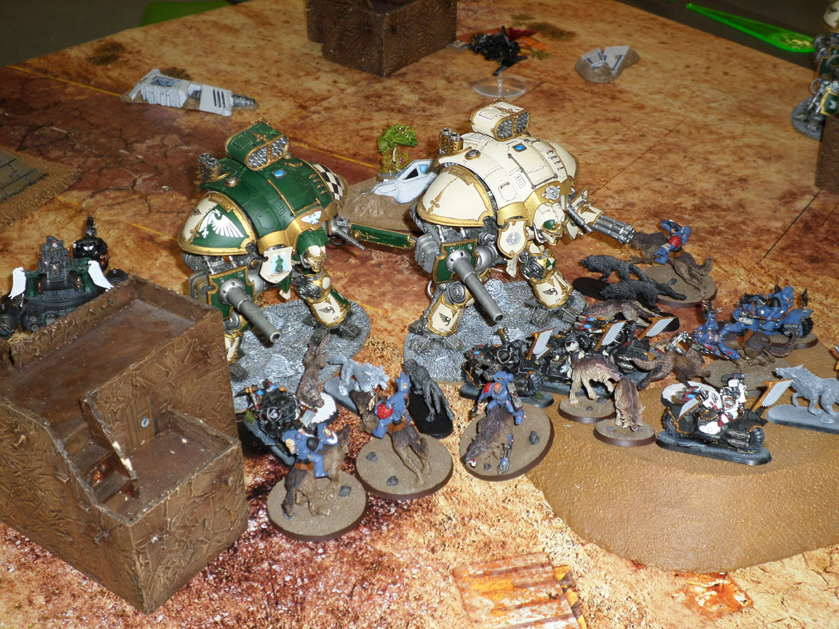 Imperial Knights/SMC Vs. Space Wolves/Dark Angels/Ultramarines 16022011465711953