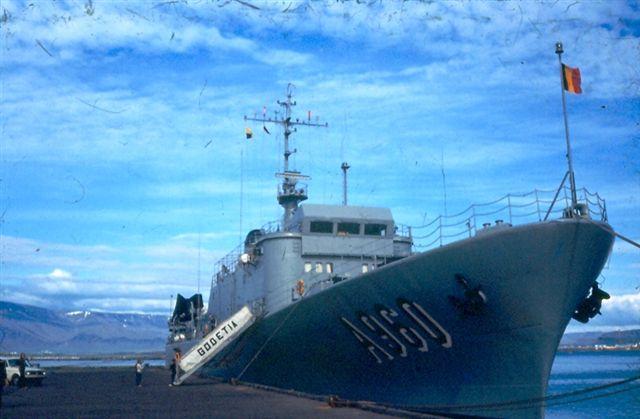 097-Godetia My Ship