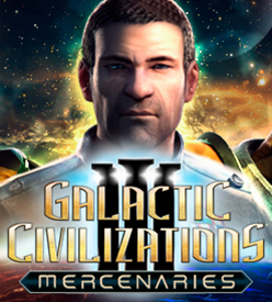 Poster for Galactic Civilizations III: Mercenaries