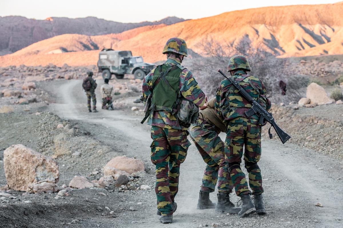Coopération militaire Maroc-Belgique - Page 2 160221044317595005