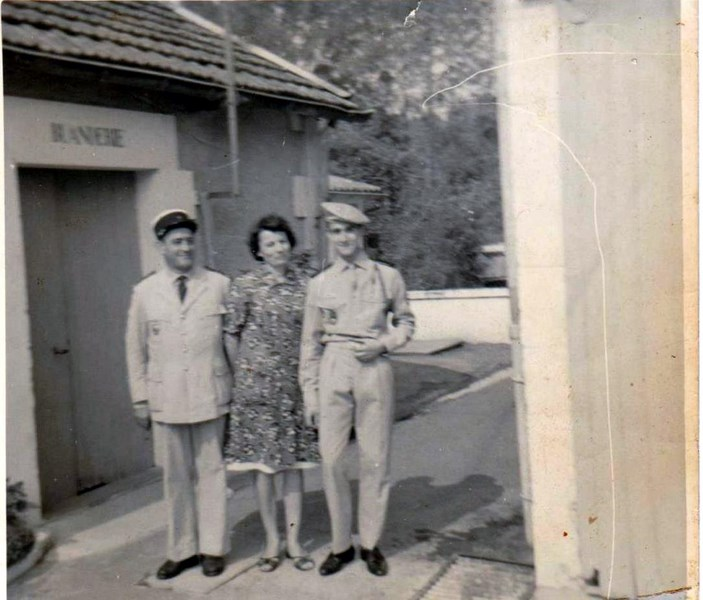 mon enfance ,en brigade à Lezay(79)en 1956 160223062446378689