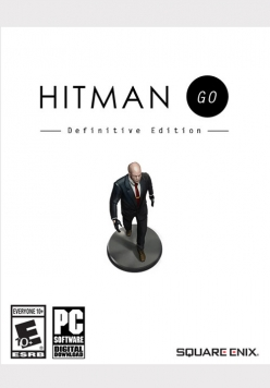 Poster for Hitman GO: Definitive Edition