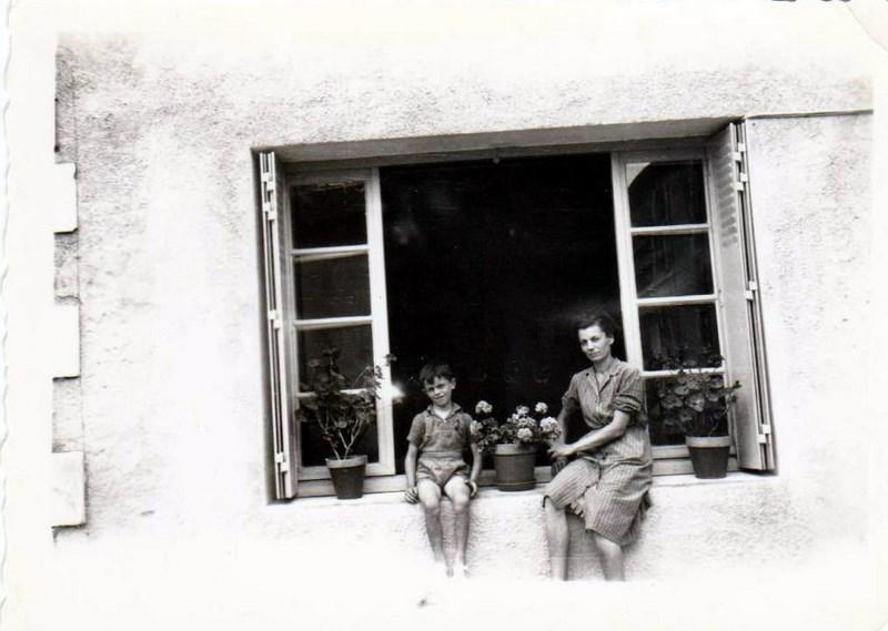 mon enfance ,en brigade à Lezay(79)en 1956 160224111737725203