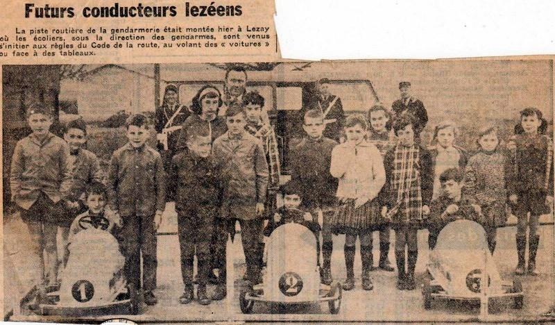 mon enfance ,en brigade à Lezay(79)en 1956 160224114637167997
