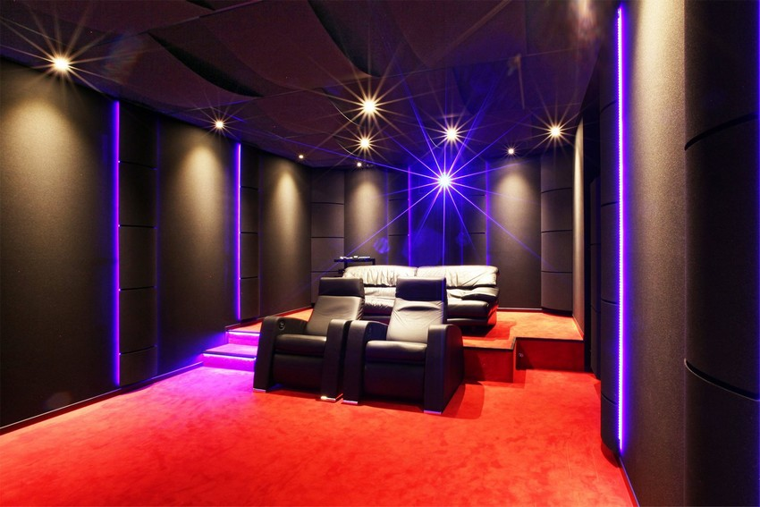 home cinema voir le sujet salle d di e traitement acoustique chromax jpl. Black Bedroom Furniture Sets. Home Design Ideas