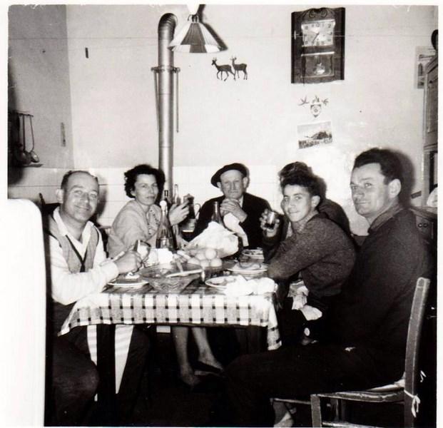 mon enfance ,en brigade à Lezay(79)en 1956 160225063449480092