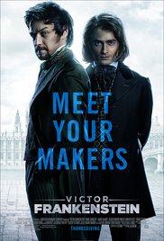 Victor Frankenstein(2015) poster image