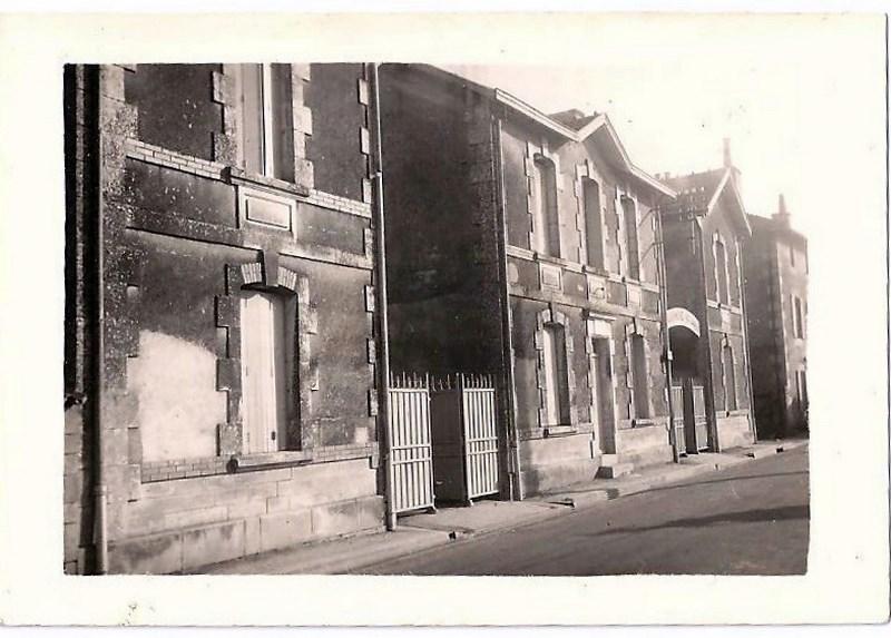 mon enfance ,en brigade à Lezay(79)en 1956 160226105914793544