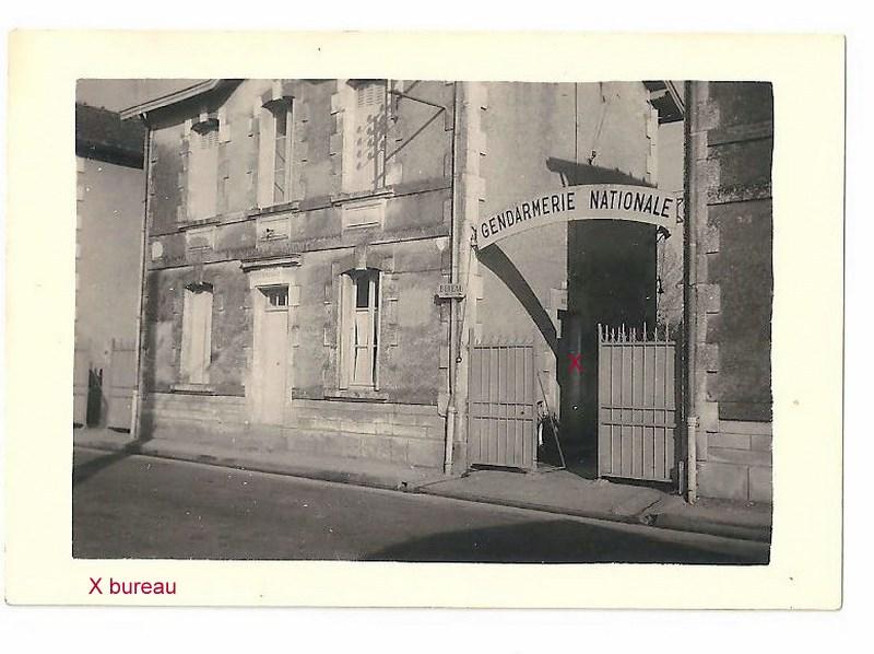 mon enfance ,en brigade à Lezay(79)en 1956 16022610591487617