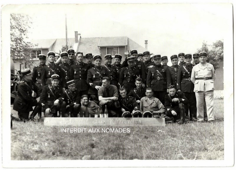 mon enfance ,en brigade à Lezay(79)en 1956 160227051147615641