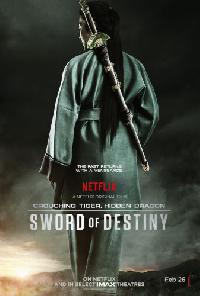 Crouching Tiger, Hidden Dragon: Sword of Destiny (2016) poster image