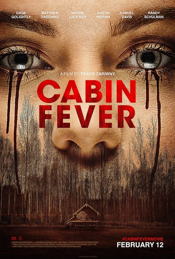 Regardez Cabin Fever (2016) en stream complet gratuit