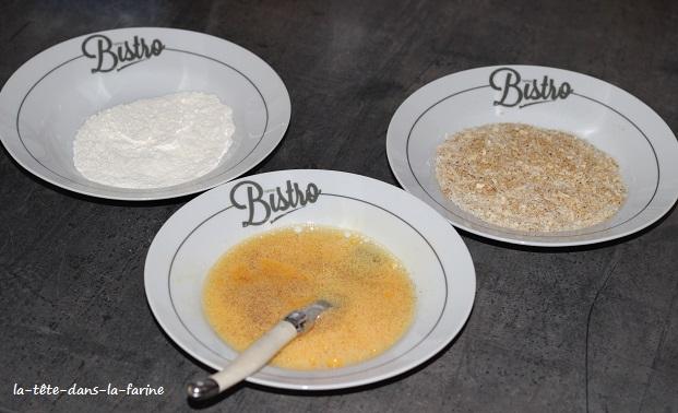 escalope parmesan