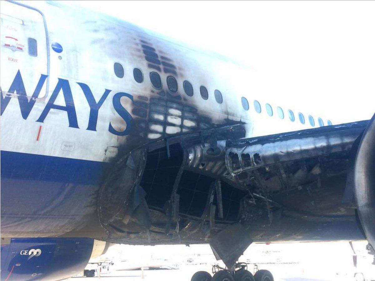 Boeing 777 BA2276 incendie sur la piste à Las Vegas - Page 5 160228102459445401