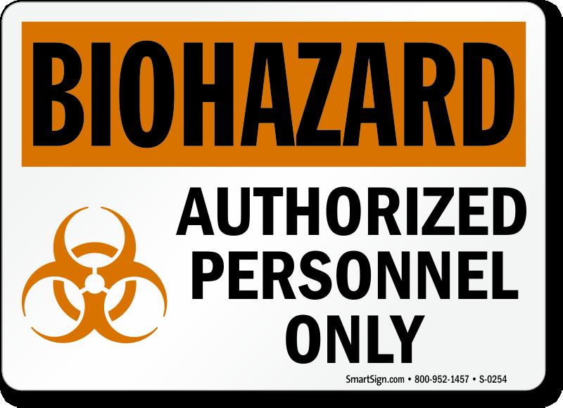 Image biohazard