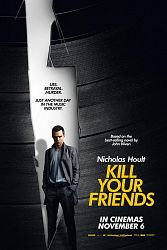 Kill Your Friends (2015) poster image
