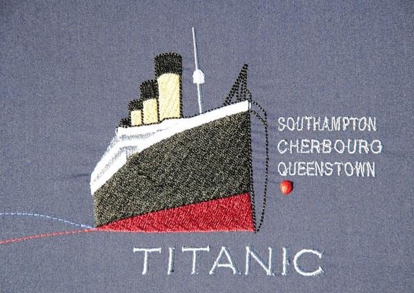Le Parapluie de Cherbourg Titanic 160302100544738598