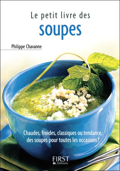 Le petit livre des soups