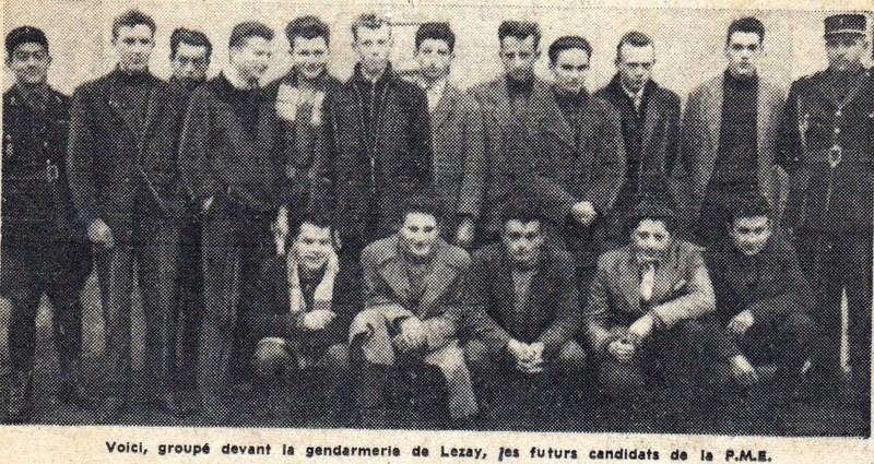 mon enfance ,en brigade à Lezay(79)en 1956 - Page 2 160304113417479899