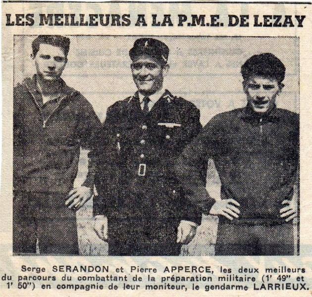 mon enfance ,en brigade à Lezay(79)en 1956 - Page 2 160304113438239030