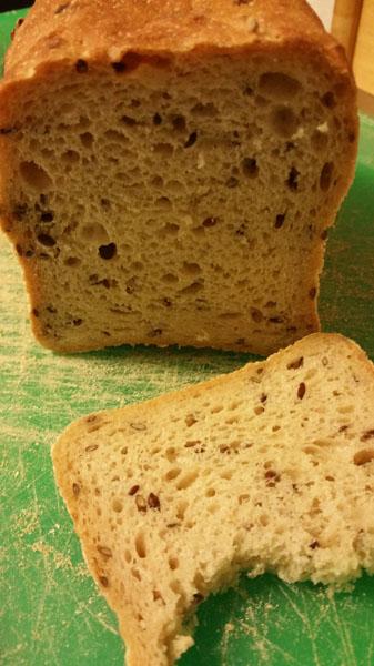 La picougnette mon monde et un peu du votre aussi for Congeler du pain frais